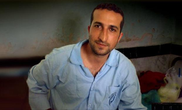 Pastor Youcef Nadarkhani pictured in Iranian Jail